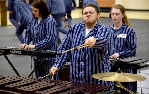 Drumline benefits from backlash