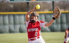 Varsity softball wins against Perry Meridian (Gallery)