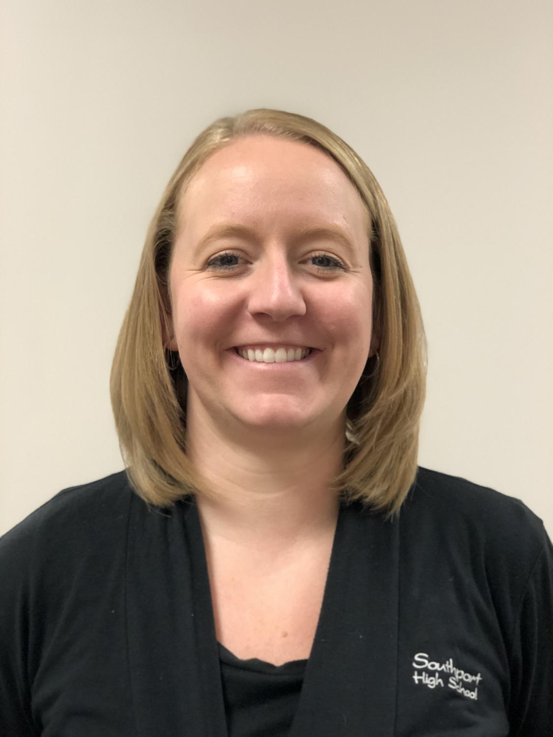 Assistant Principal Amy Boone