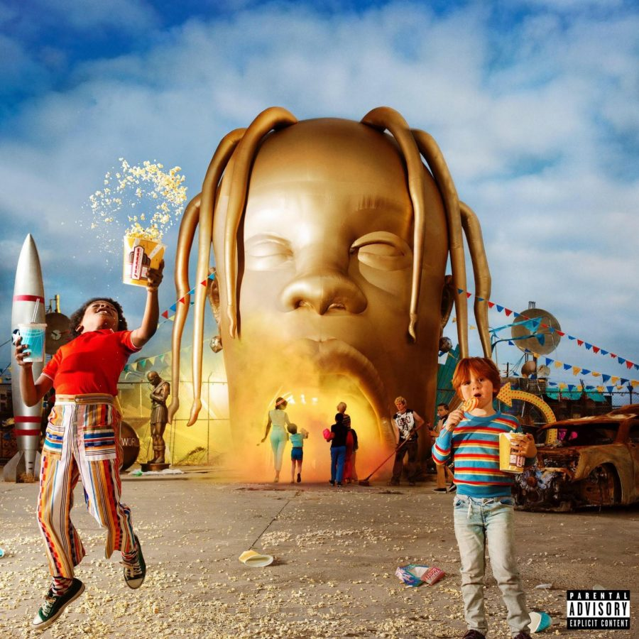 """Astronomical review of """"ASTROWORLD"""""""