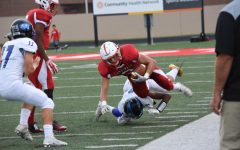 SHS football team falls to 2-1