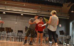 'My Fair Lady' cast prepares for fall musical