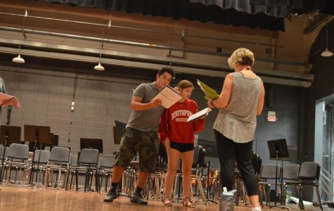 'My Fair Lady' cast prepares for fall musical