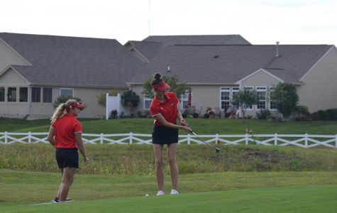 Increased numbers benefit girls golf team
