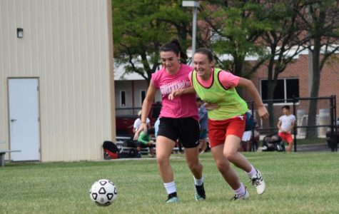 Lady Cards soccer prepares for County Tournament