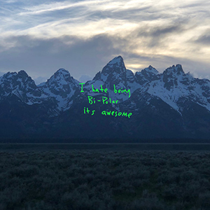 Kanye West's 'ye' gives fans strong insight