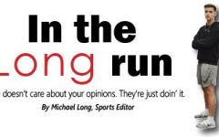 In the Long run: Nike doesn't care about your opinion. They're just doin' it.