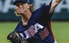 SHS pitcher ready to embrace international competition