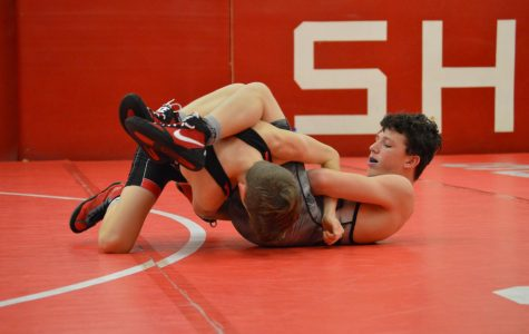 SHS wrestling team enters new season with growing numbers