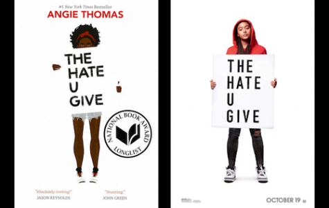 'The Hate U Give' book reigns over movie