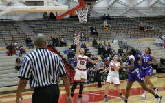 Girls varsity basketball lost to Ben Davis (Gallery)