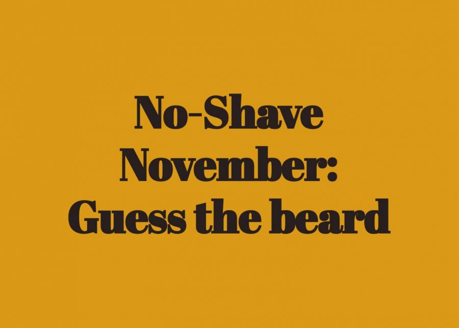 No-Shave November comes to a close