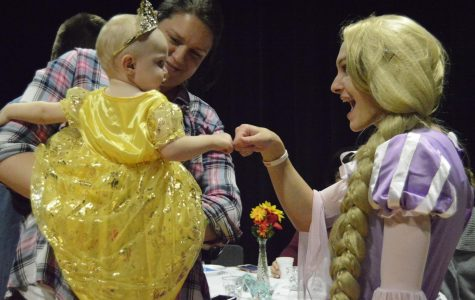 'Tea With A Princess' holds underlying purpose