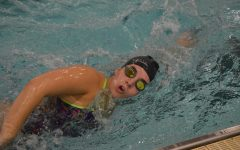 SHS swimmers prepare for tough practice schedule over winter break