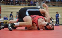 SHS wrestling falls to Perry Meridian