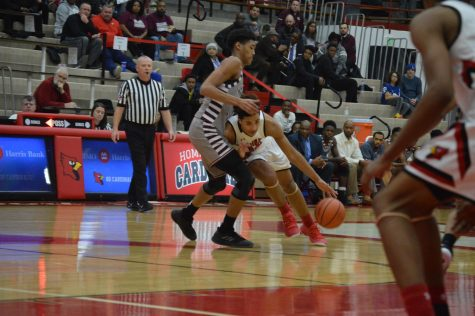 Cards lose third close game in a row to Franklin Community