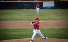 Senior pitcher gains MLB attention