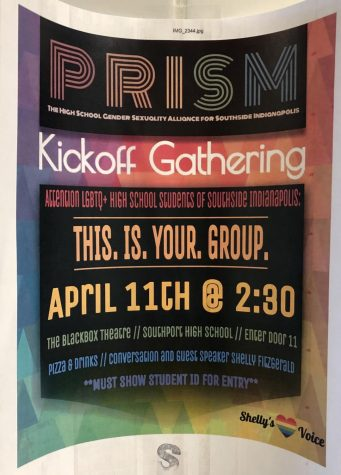 Gender and Sexuality Alliance: Prism