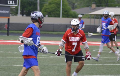 SHS lacrosse wins rivalry against Roncalli