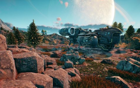 Exploring the 'Outer Worlds'