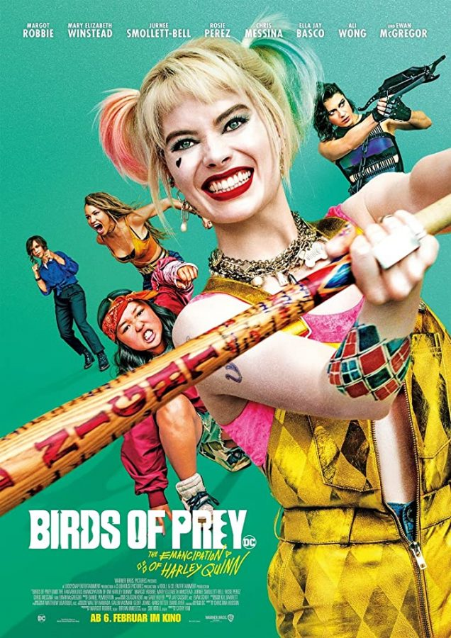 Birds+of+Prey+review