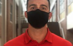 New Assistant Athletic Director Nick Stevens has to face obstacles in the time of the coronavirus. He previously worked at Franklin Central High School.