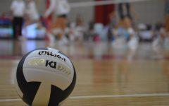Girls volleyball senior night