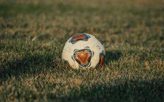 Boys varsity soccer game
