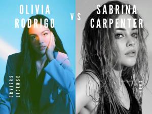 Singer Olivia Rodrigo dropped