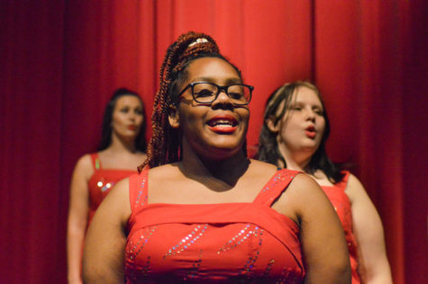 Fall show choir and orchestra concert